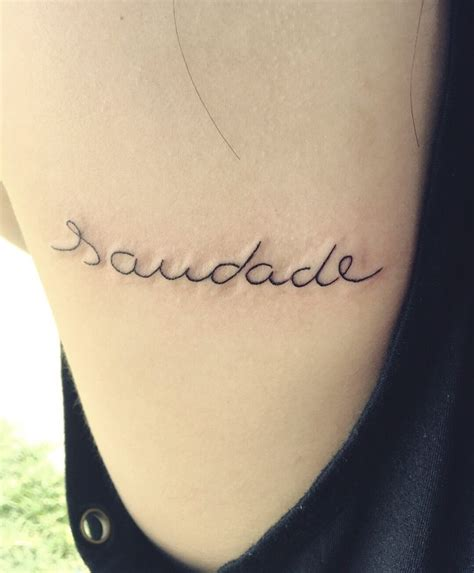 saudade tattoo 43 best saudade images on ideas