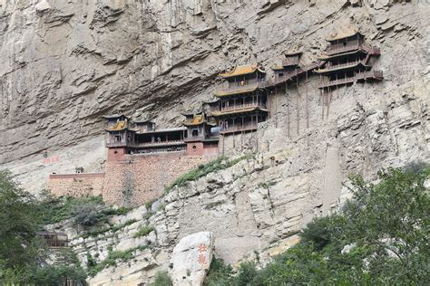hanging temple wikipedia