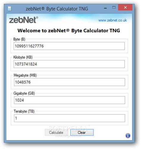 convert kbytes to gb