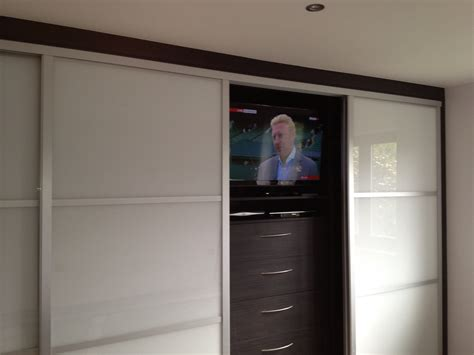 Fitted Wardrobes With Tv Space by Kilner Joinery S Page