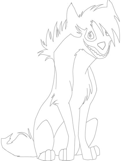 lion king hyenas coloring pages hyenas lion king character coloring page
