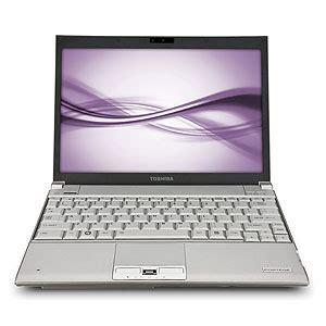toshiba portégé r600 notebookcheck.net external reviews