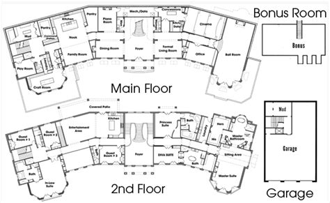 Floor Plans For A Mansion 20 000 Square Foot Newly Built Mega Mansion In Draper Ut Owned By Entertainment Mogul Homes