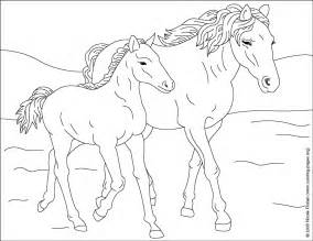 pictures of horses to color coloring coloring pictures