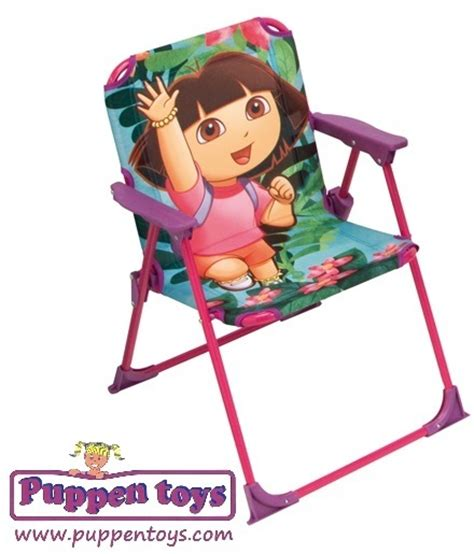 The Explorer Chair by Folding Chair The Explorer Arditex Juguetes Puppen Toys