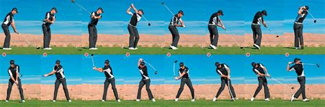 golf swing pictures this is a compilation of a golfer taking a swing the