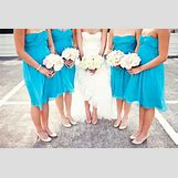 Bright Blue Bridesmaid Dresses   720 x 481 jpeg 64kB