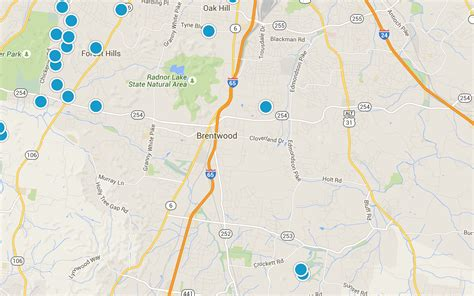 brentwood map brentwood tn homes for sale sell your brentwood home
