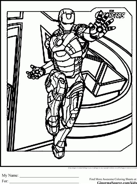 avengers coloring page pdf avenger coloring pages coloring home