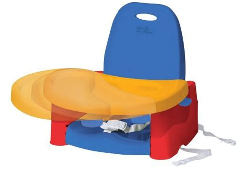 the years booster seat the years swing tray portable booster seat blue