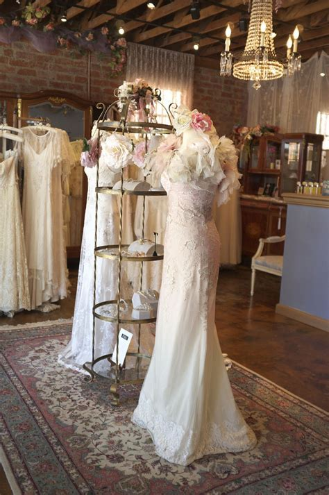Claire Pettibone Flagship Salon #bridal   Photo: Michael