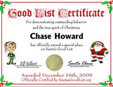 elf on the shelf nice list certificate printable 1000 images about elf on the shelf printables crafts on