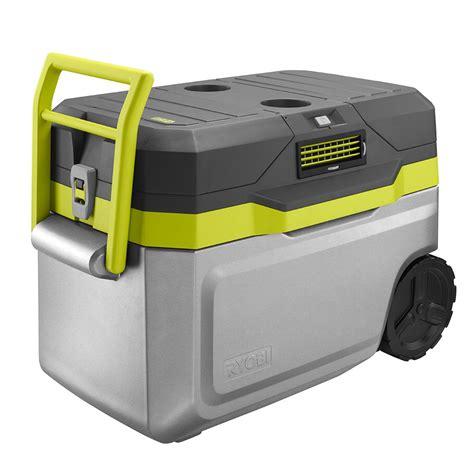 ryobi 50 qt cooling cooler p3370 the home depot