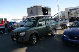 Honda Element Roof Tent 1000 Images About Honda Elements On