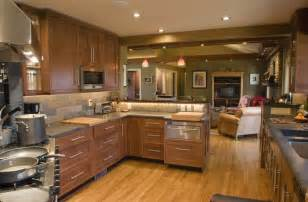 Kitchen Interior Paint Finding The Best Kitchen Paint Colors With Oak Cabinets