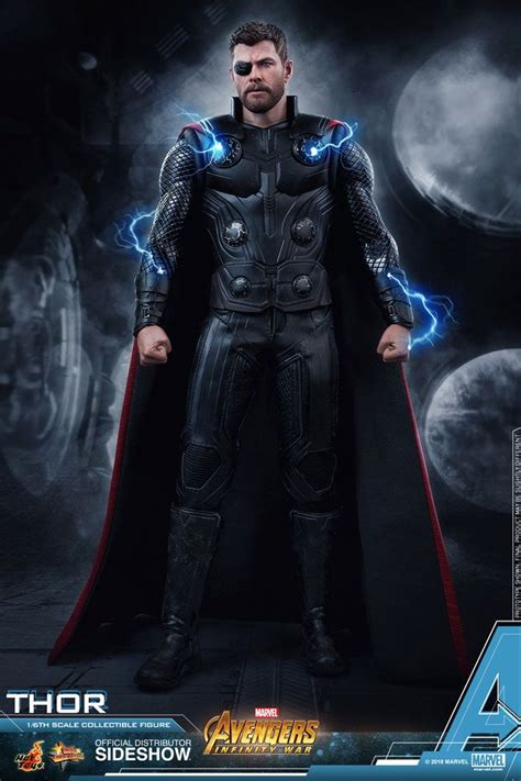 Sale Thor Battle Hammer Thor Marvel Studios The Mighty Avanger Tinggi infinity war thor 1 6 scale masterpiece toys figure mania