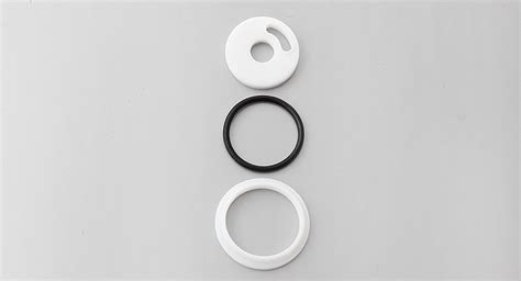 0 94 authentic vapesoon seal rings set for smoktech tfv4 clearomizer 3 pieces 23mm dia