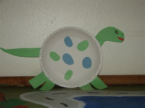 Dinosaur Paper Plate Craft - paper plate dinosaur craft paper plate crafts