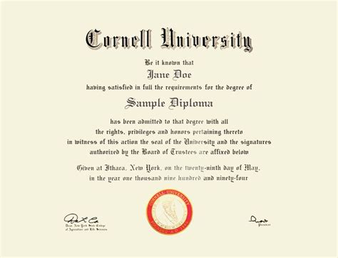 8 Best Framed Diploma Ideas Images On Pinterest Diploma Harvard Diploma Template