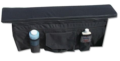 inflatable boat bag saturn cushion seat with underseat storage bag for
