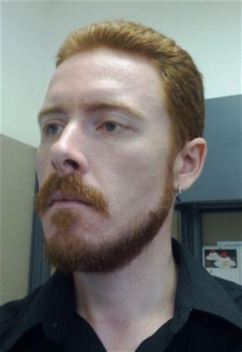 curtain facial hair first full facial hair growth attempt age 30 eight weeks