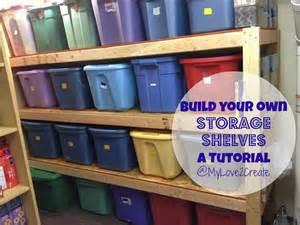 diy storage shelves wrong size seasonal clothing storage solutions day 18