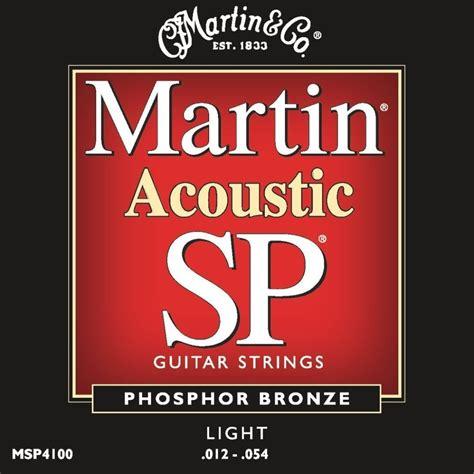 Martin Sp Strings Review Best Acoustic Guitar Strings Martin Light Strings