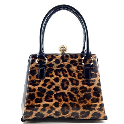 fashion with leopard print handbag animal print onsale