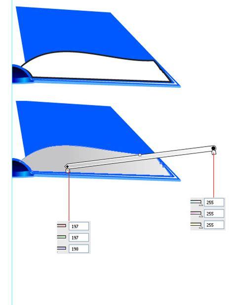 vector gradient tutorial illustrator tutorial vector book and alphabets