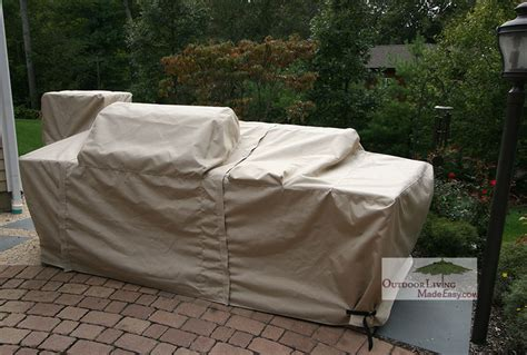 custom outdoor kitchen covers custom cover for outdoor kitchen