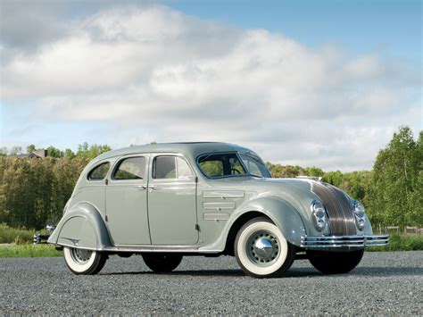 1934 Chrysler Airflow by 1934 Chrysler Airflow Sedan Cu