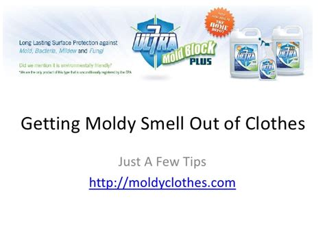 how to get smell out of clothes getting moldy smell out of clothes