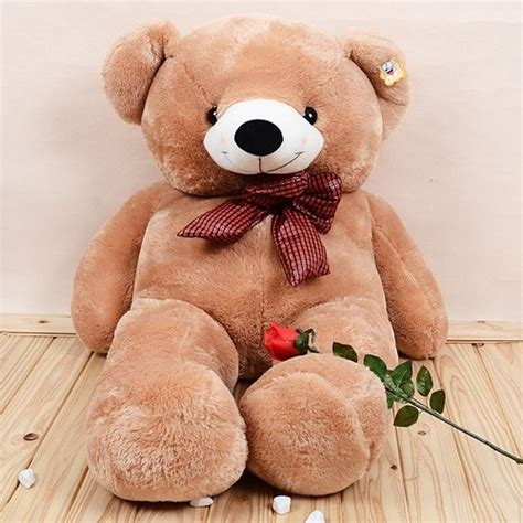 size teddy for valentines day large size soft plush teddy for valentine s day