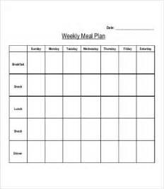 a meal plan template 23 meal plan templates free premium templates
