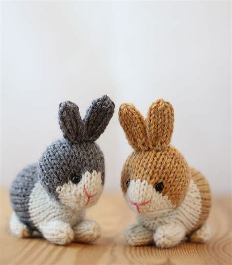 knitted rabbit free pattern until 3 1 2016 absolutely knitted