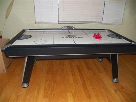 easton air hockey table easton hockey table espotted