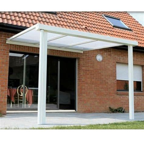 veranda 4x4 pergola aluminium 4x4 m pergola en kit 4x4 m toiture
