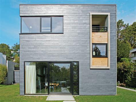 Fassade Modern by Moderne Fassaden Bautipps De