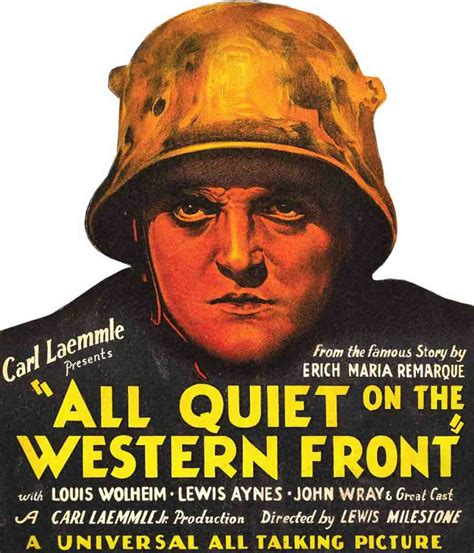all quiet on the all quiet on the western front strong island