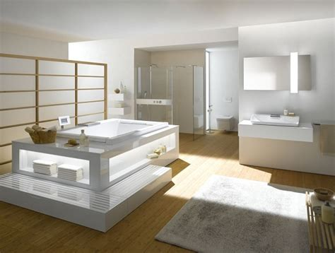 moderne badezimmer mit minimalistischem design toto - Design Badezimmer