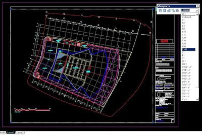 zoom en layout autocad autocad model space zoom model