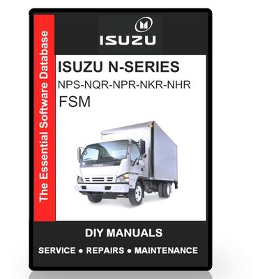 download car manuals pdf free 2006 isuzu i 280 parking system isuzu n series workshop manual download manuals technical