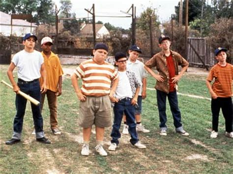 Backyard Baseball Original by All Time Best The Sandlot Top 10 Quotes The Sandlot