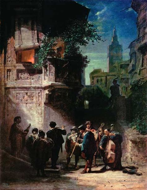 spanish serenade file spanish serenade by carl spitzweg jpg wikimedia commons