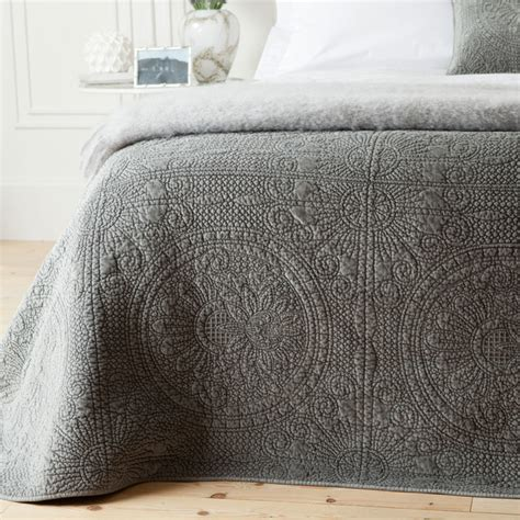 Grey Quilts And Coverlets contempor 225 neo cubrecamas y conjuntos de cubrecamas