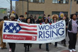 push for higher wages spread across the country for home