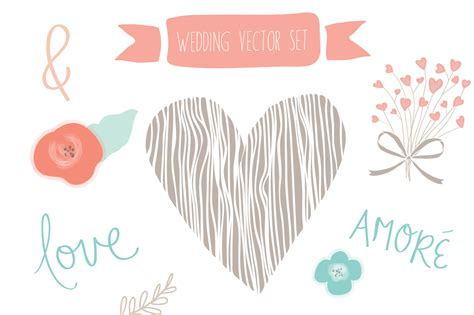 Wedding Vector by Clipart Wedding Vector Collection