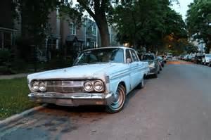 Ford Comet Curbside Classic 1964 Mercury Comet 404 Sedan A