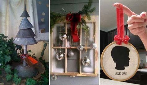 vintage diy home decor 32 astonishing diy vintage christmas decor ideas amazing