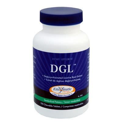Dgl Detox dgl deglycyrrhizinated licorice wonders of nature